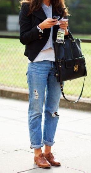 STYLING : The Boyfriend Jeans – Not Really Your Boyfriend'sJeans